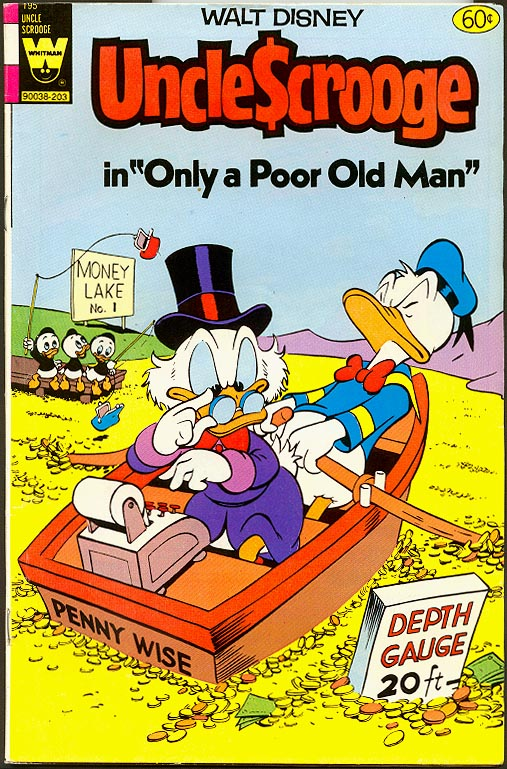 Uncle Scrooge (Whitman) 195