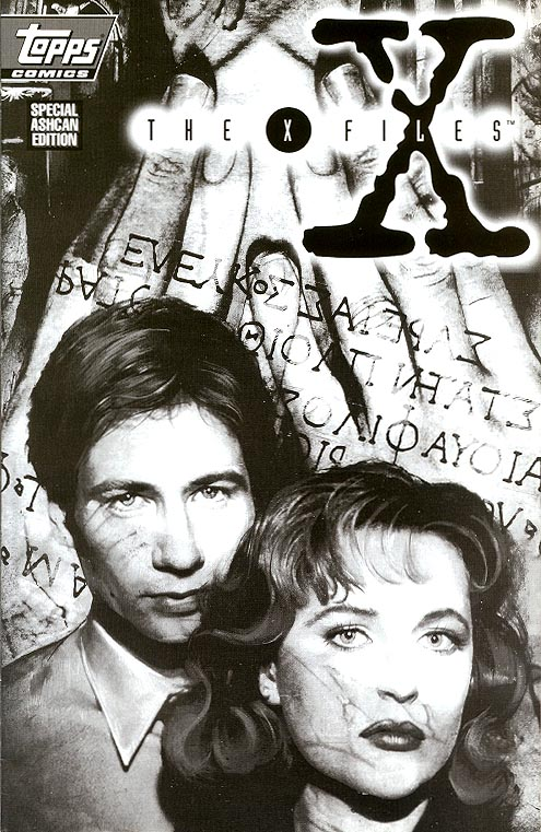 X-Files Special Ashcan Edition