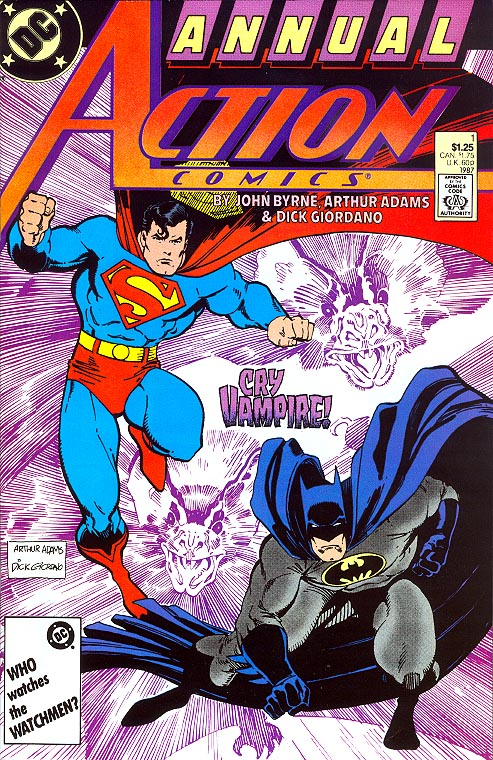 Action Comics Annual 1