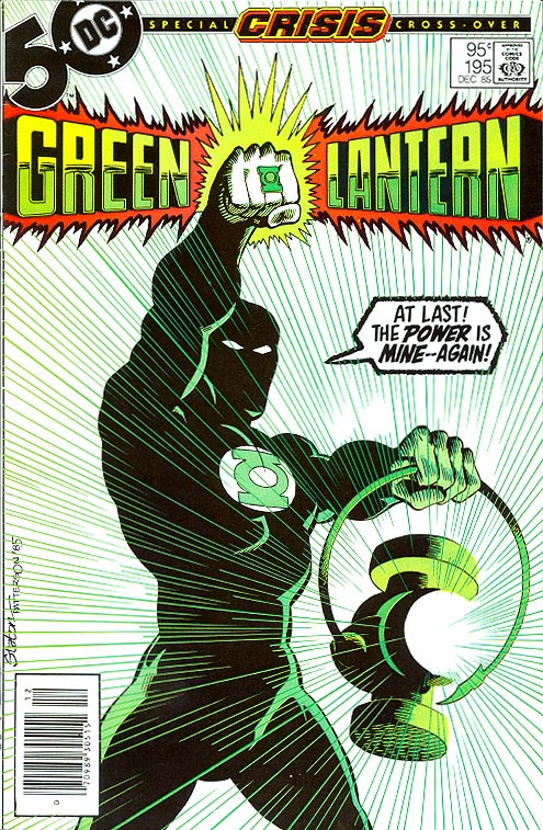 Green Lantern vol 2 - 195 (Canadian Newstand Variant)