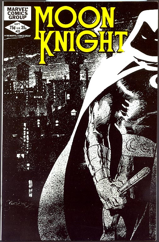 Moon Knight vol 1 - 23