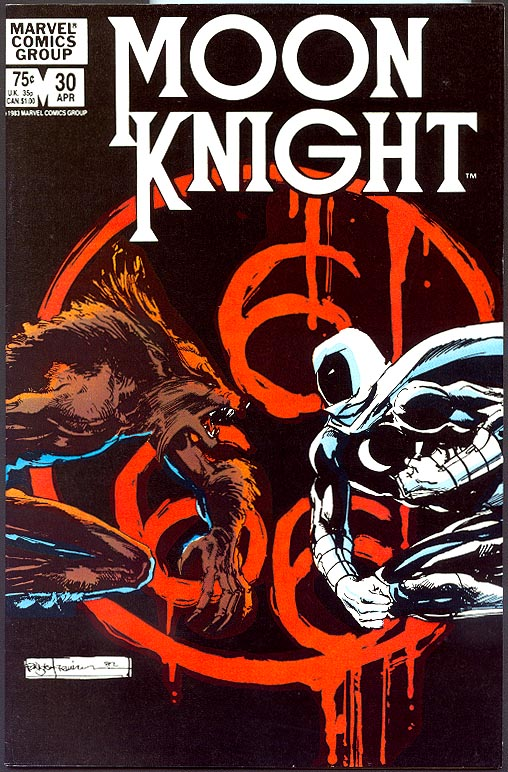 Moon Knight vol 1 - 30