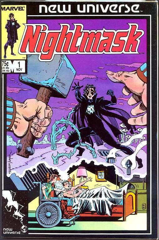 Nightmask 1 -VF