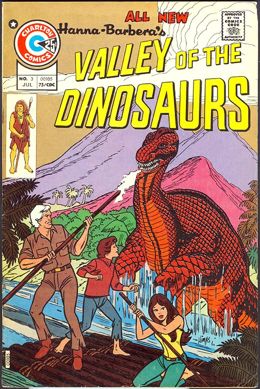 Valley Of The Dinosaurs (Charlton) 3