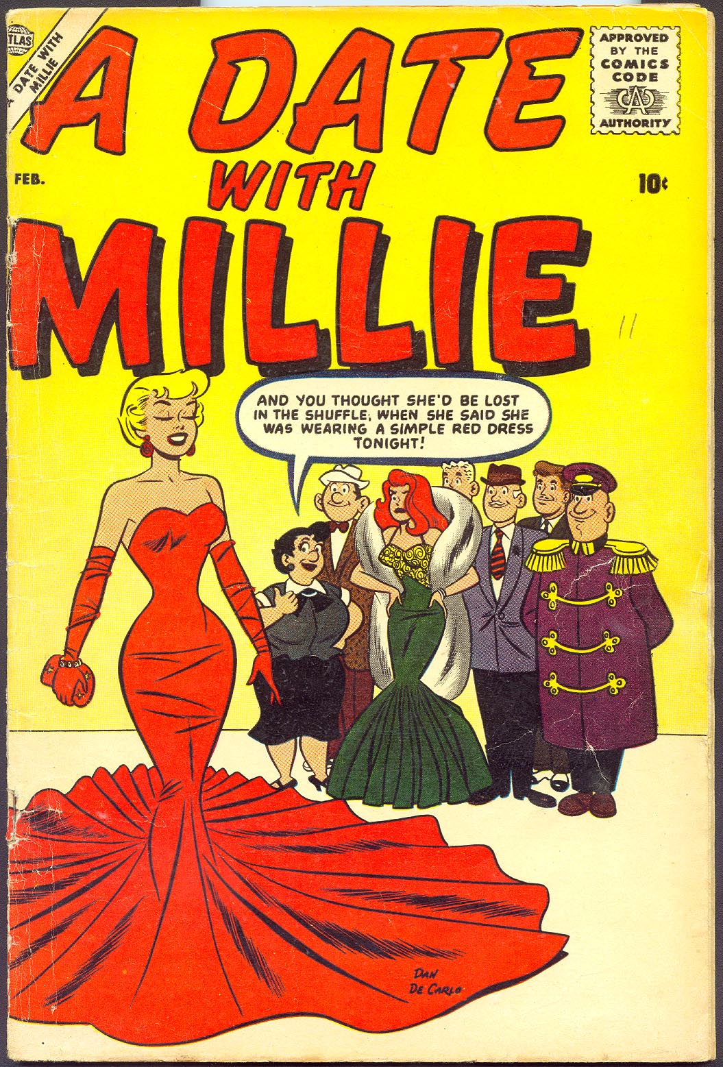 A Date With Millie 3 -VF