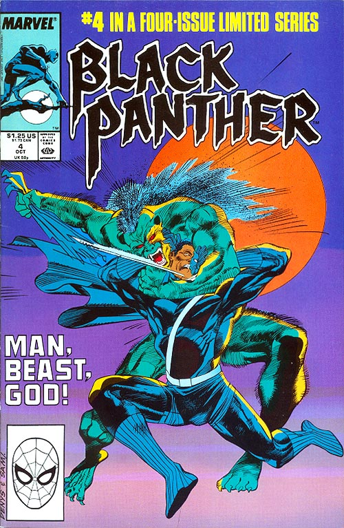 Black Panther vol 2 - 4 (of 4 )