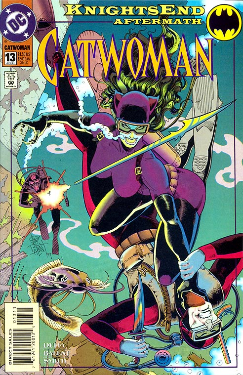 Catwoman vol 2 - 13 -VF