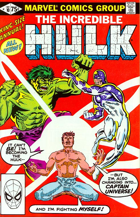 Incredible Hulk Annual 10