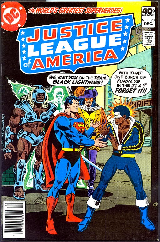 Justice League Of America 173 -VF