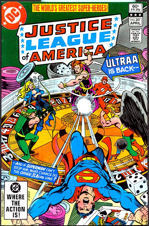 Justice League Of America 201 -VF