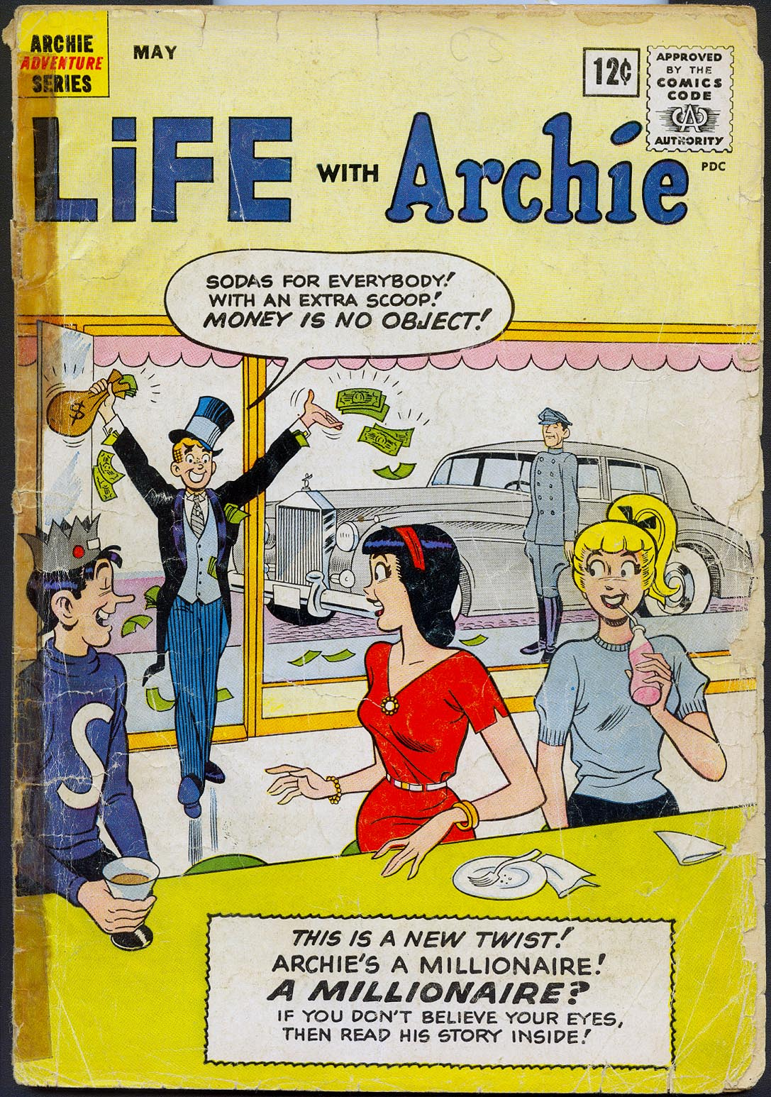 Life With Archie 14 (Both Covers Detached) -FR