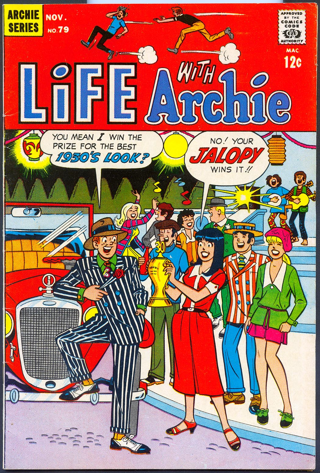 Life With Archie 79 -FVF