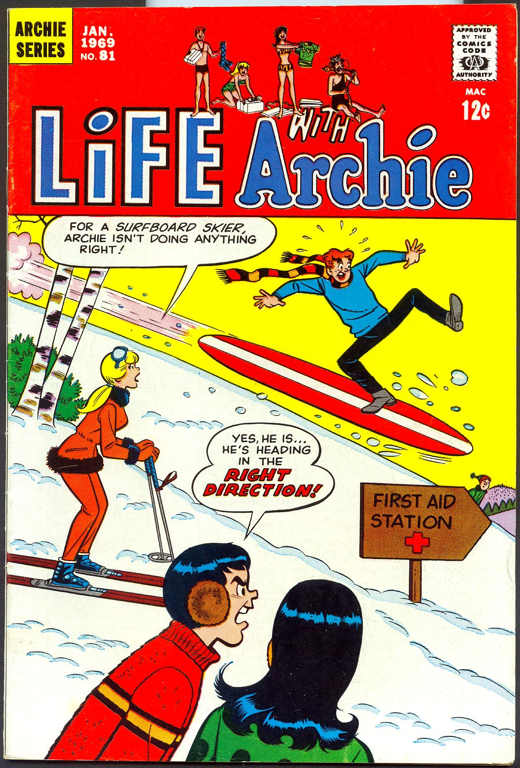 Life With Archie 81 -VF