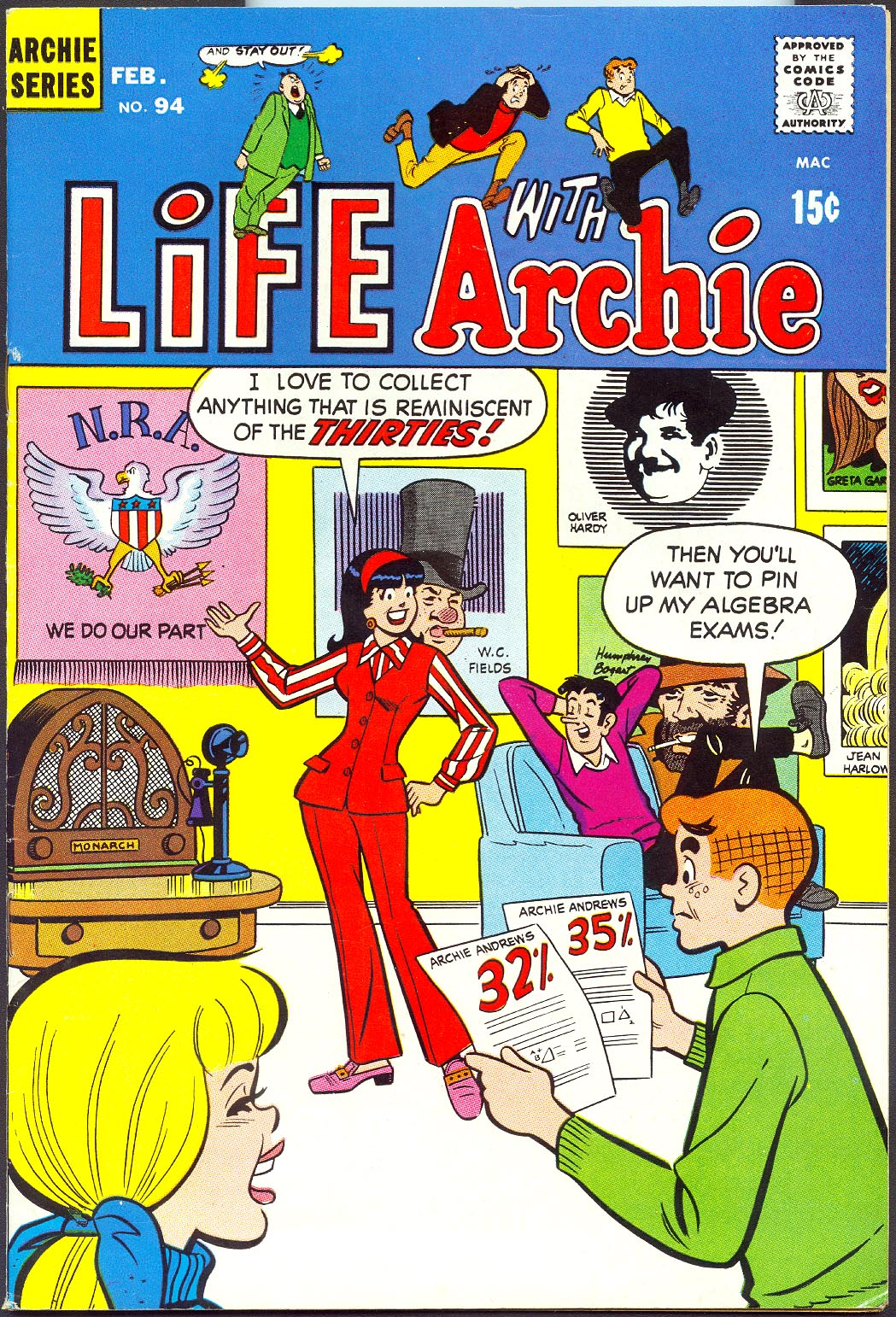 Life With Archie 94 -VF