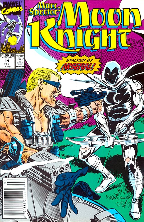 Marc Spector Moon Knight 11