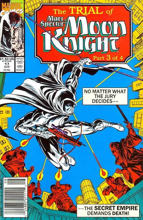 Marc Spector Moon Knight 17