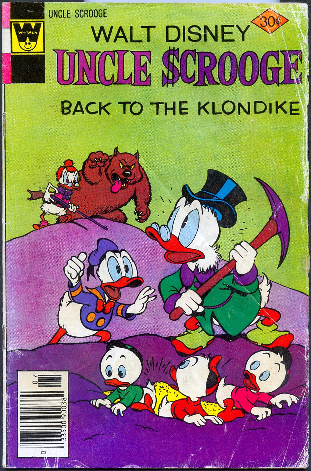 Uncle Scrooge (Whitman) 142 -G
