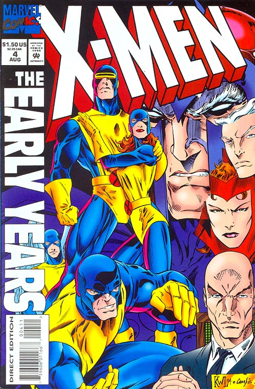X-Men The Early Years 4 -VF