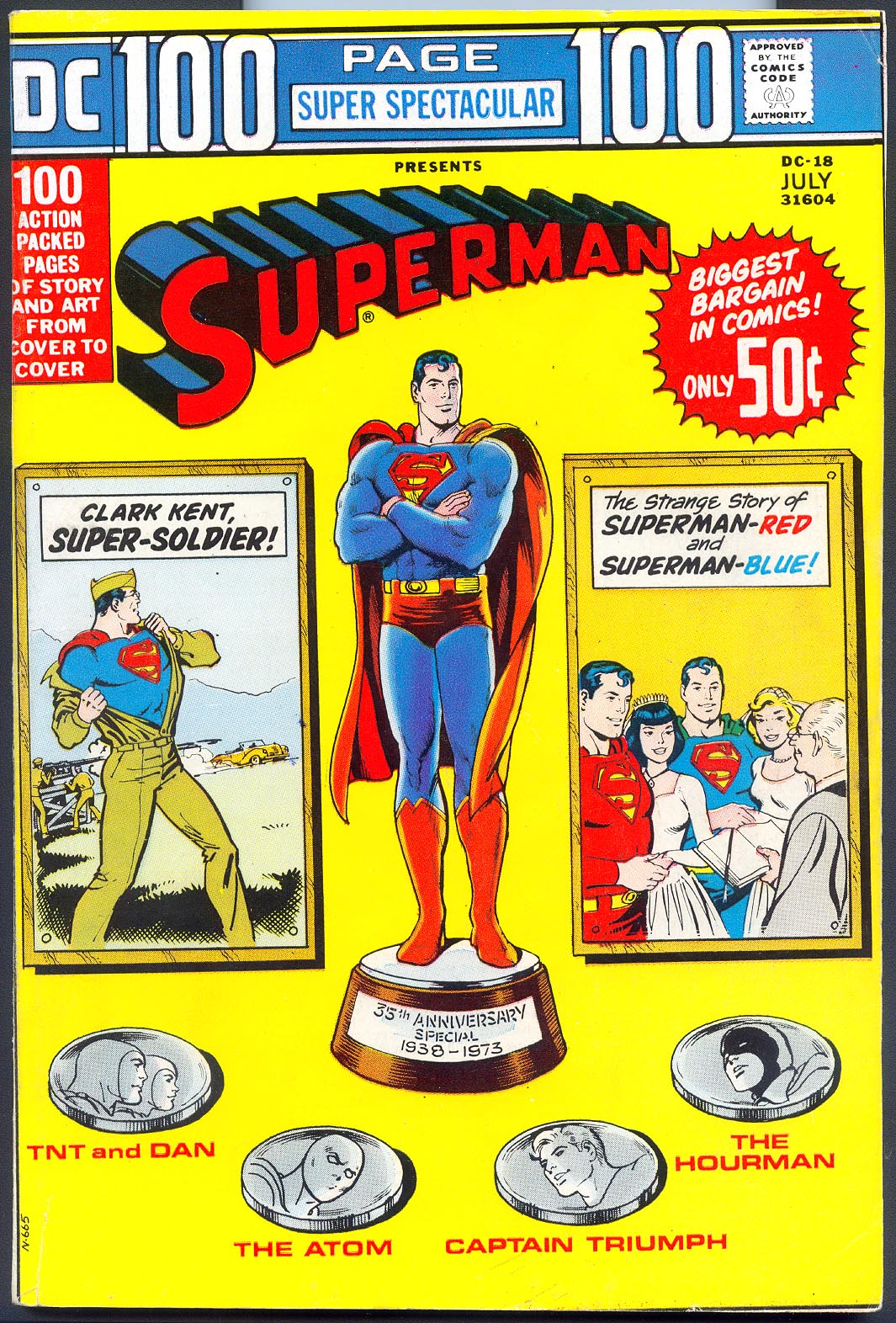 100 Page Super Spectacular 18 -VF