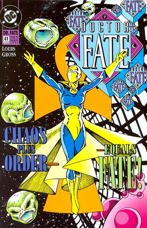 Doctor Fate 41 (Final Issue)