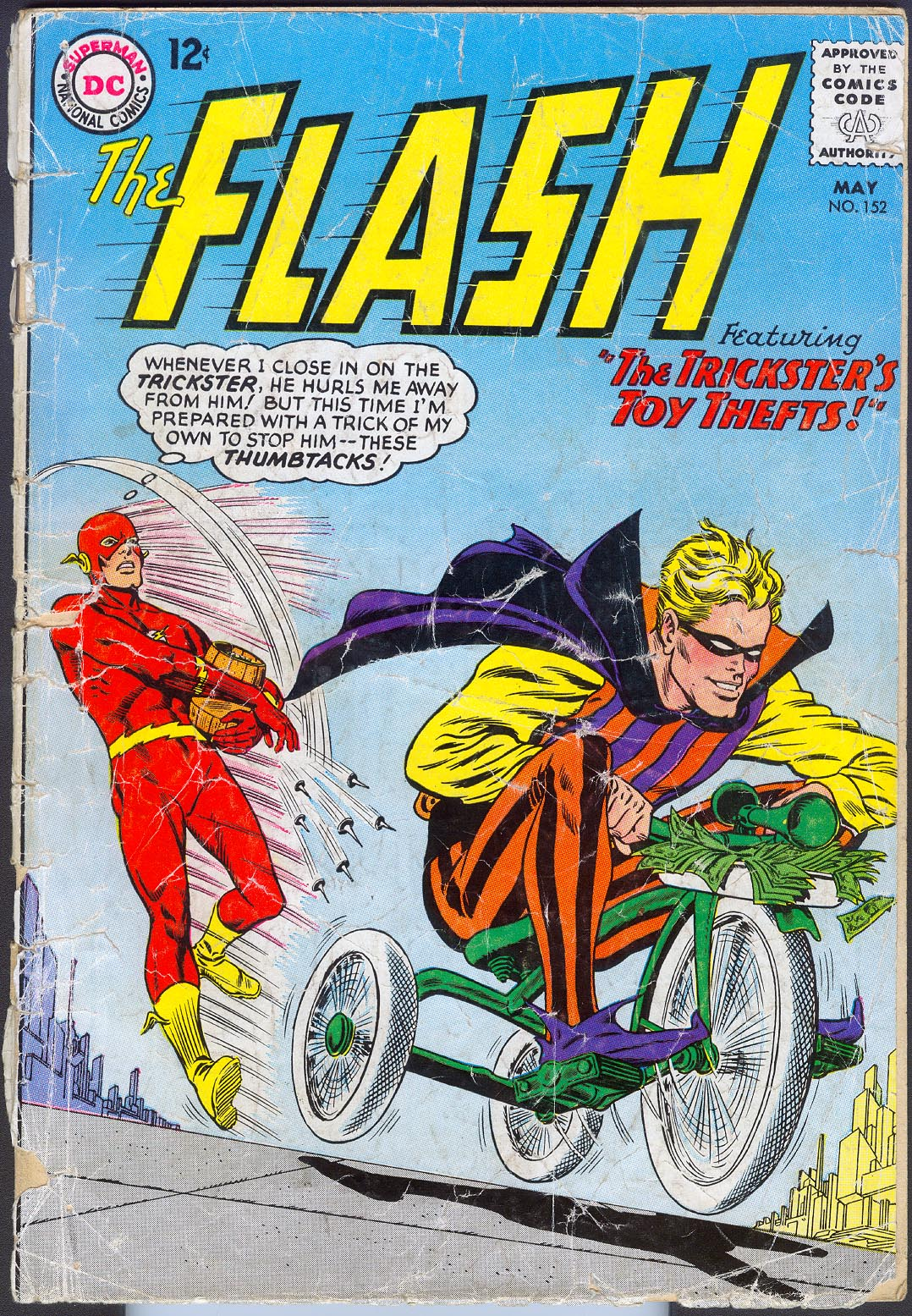 Flash vol 1 - 152 -FR