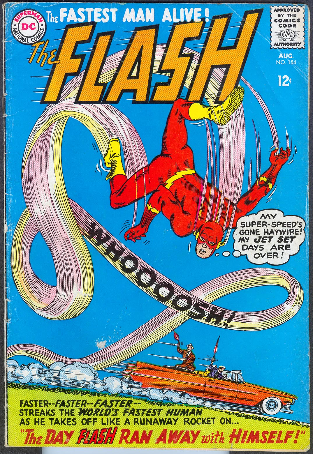 Flash vol 1 - 154 -GVG