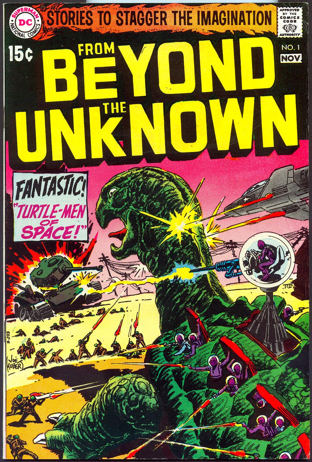 From Beyond The Unknown 1