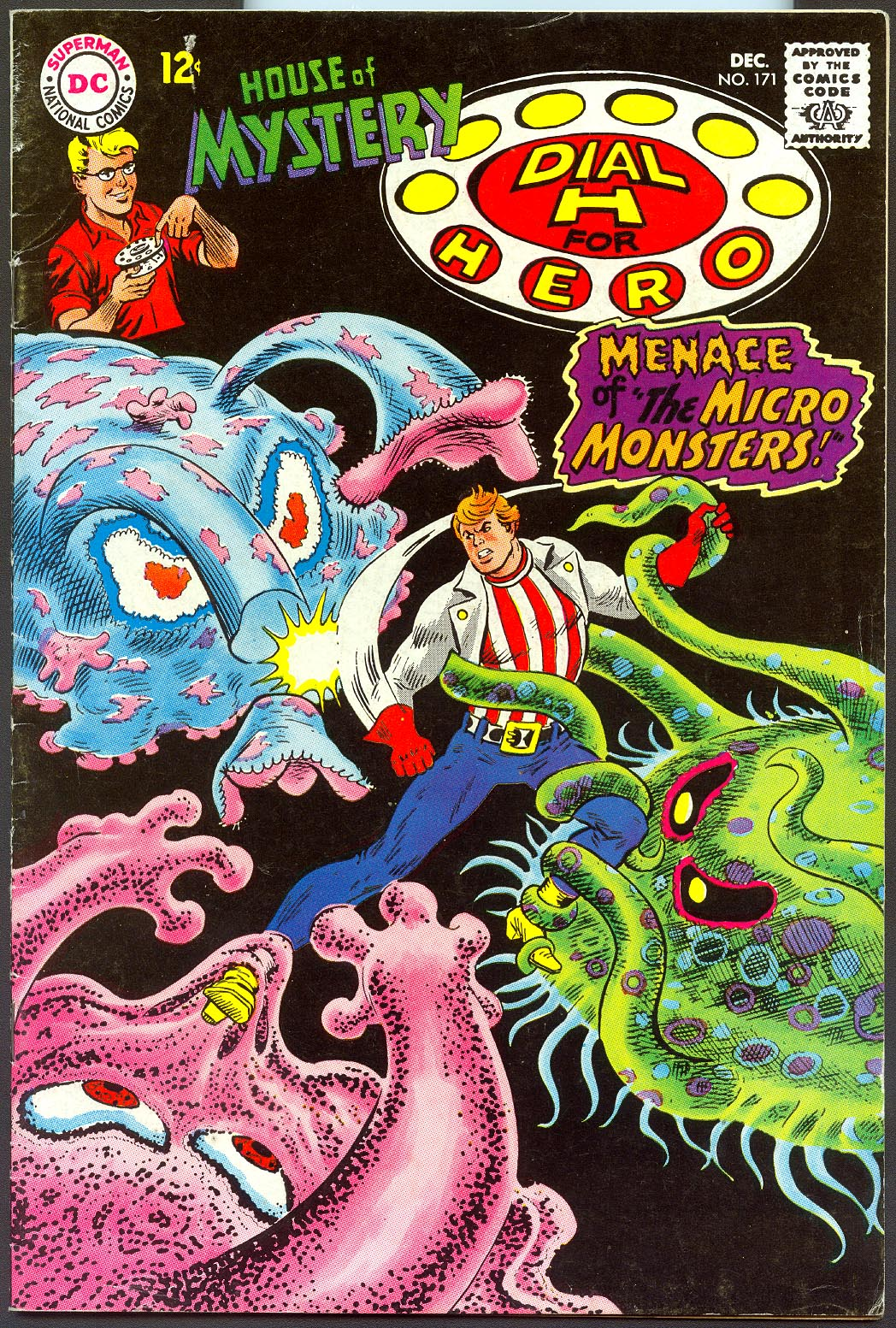 House Of Mystery 171 -VF