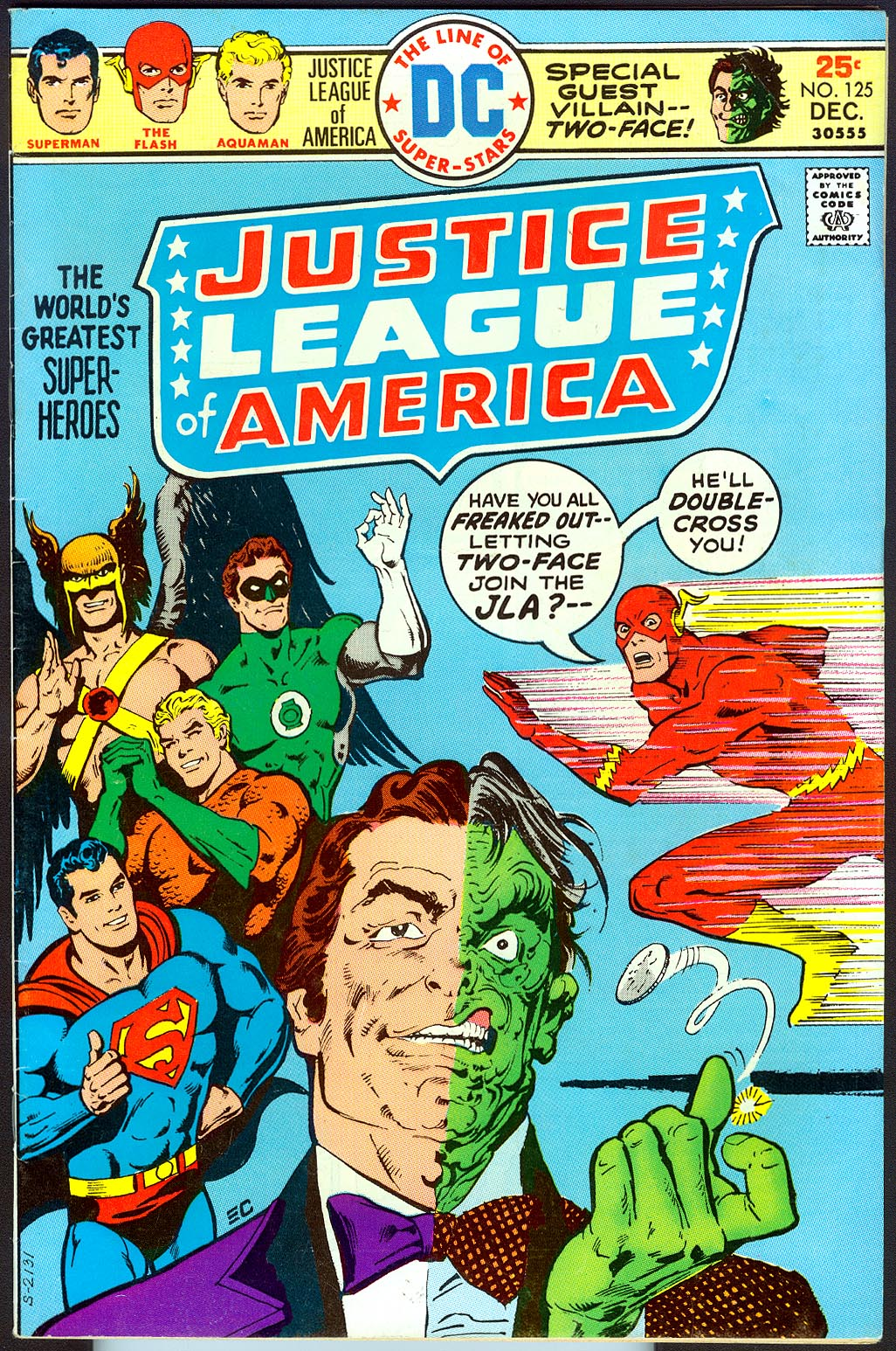 Justice League Of America 125 -FVF