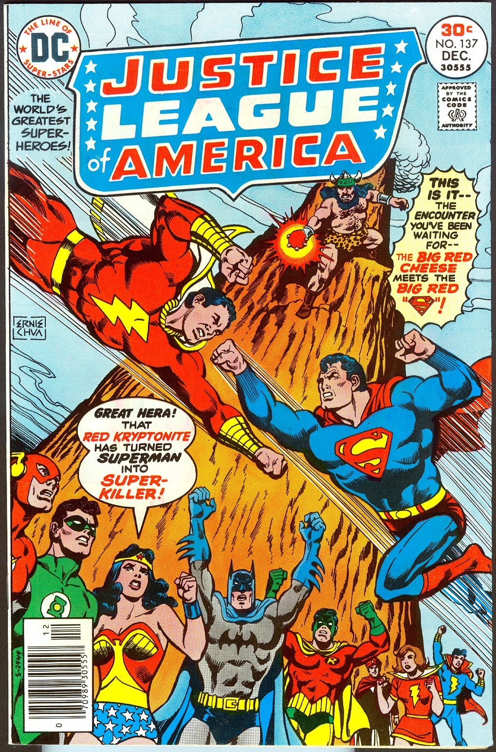 Justice League Of America 137 -VFNM