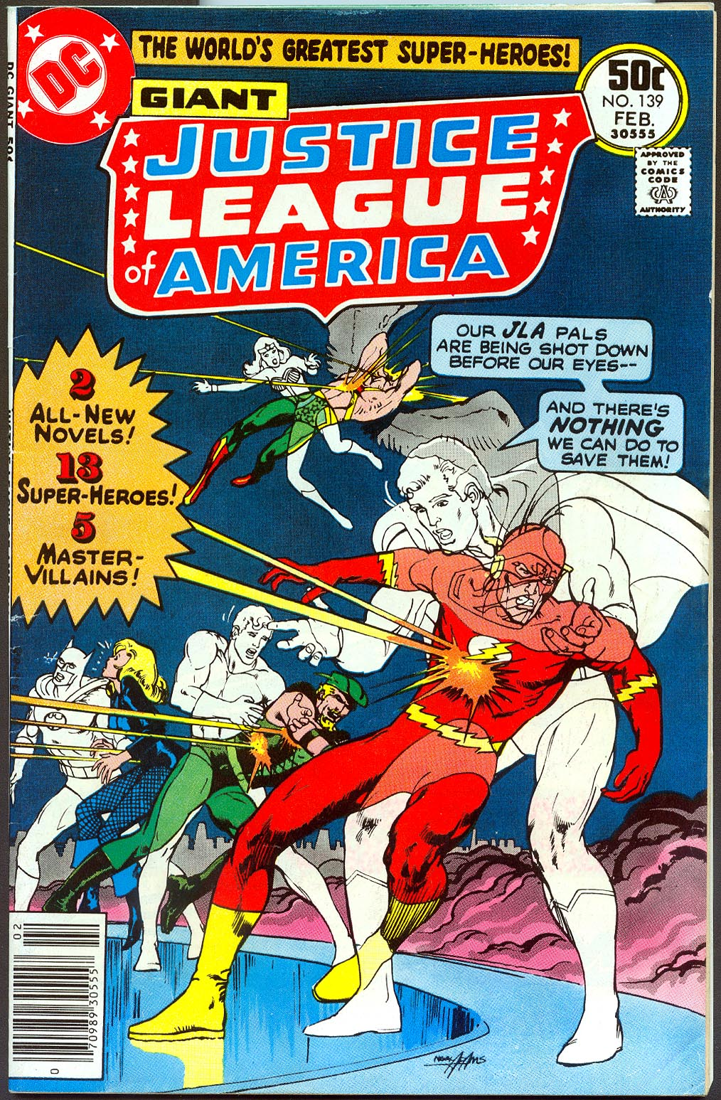Justice League Of America 139 -VF