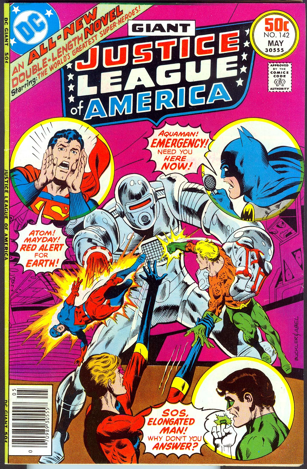 Justice League Of America 142 -VFNM