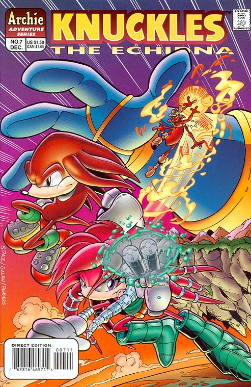 Knuckles 7
