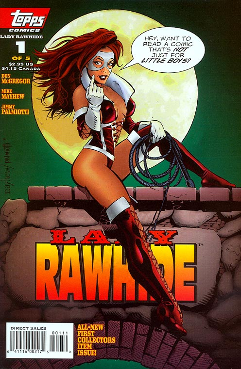 Lady Rawhide 1 (of 5 )