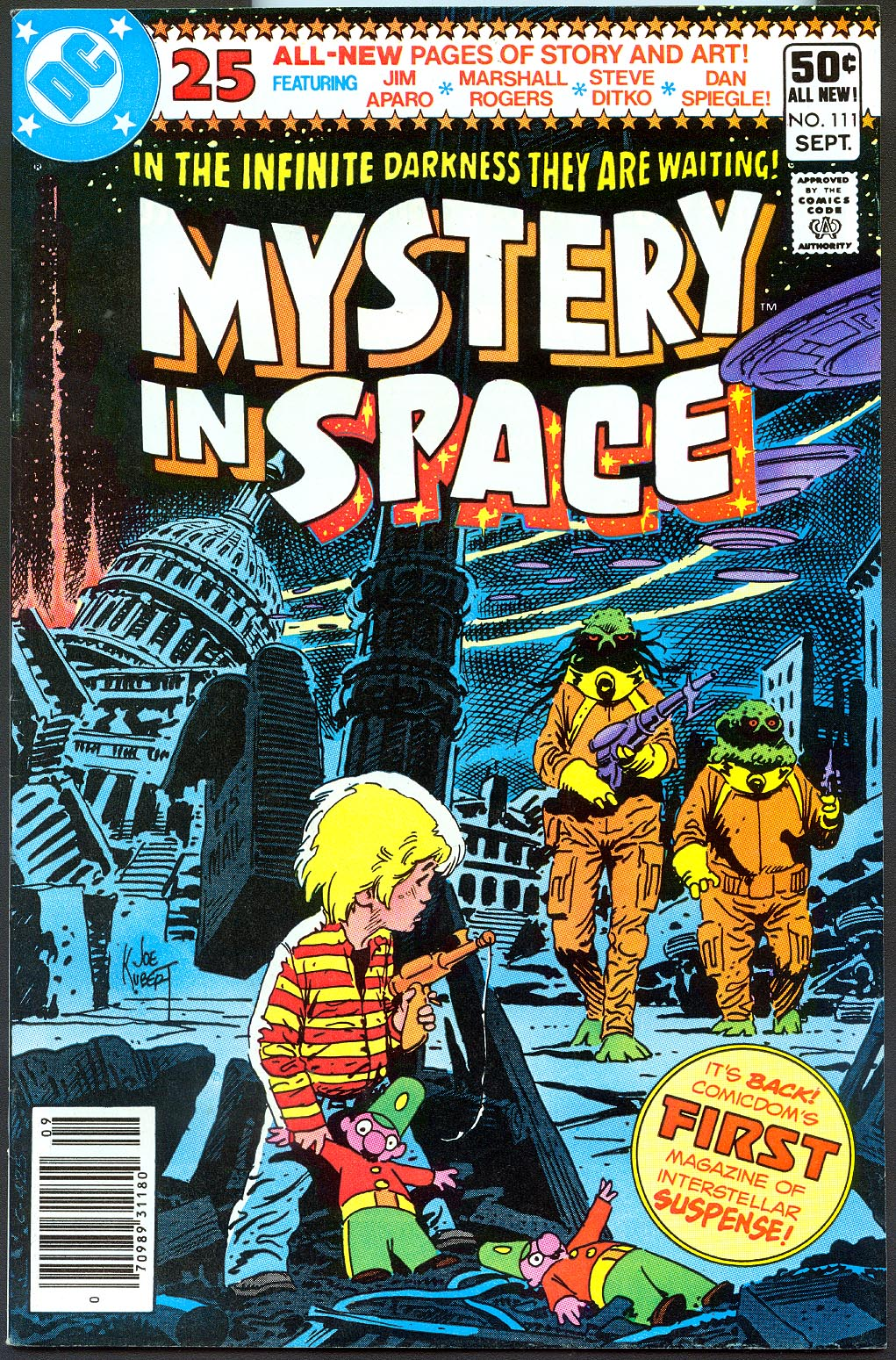 Mystery In Space vol 1 - 111