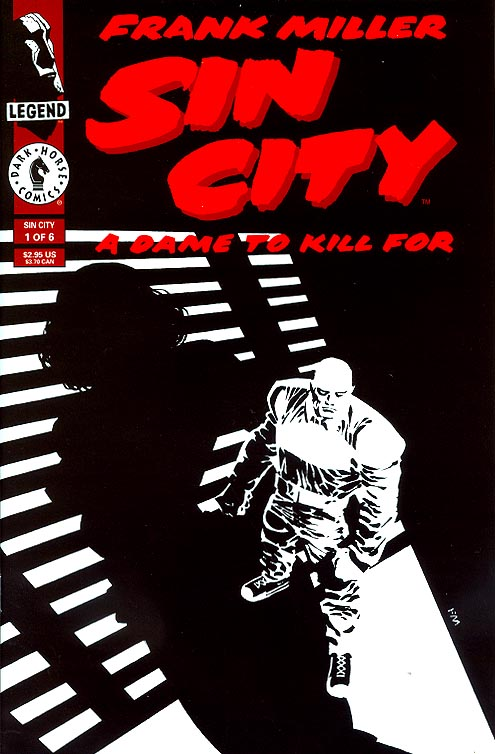 Sin City A Dame To Kill For 1 (of 6 )