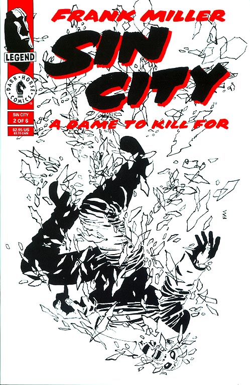 Sin City A Dame To Kill For 2 (of 6 )