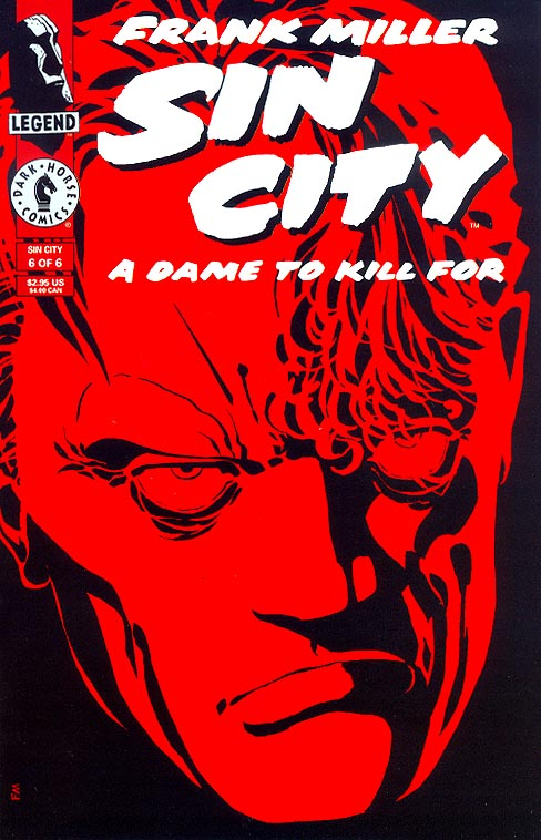 Sin City A Dame To Kill For 6 (of 6 )