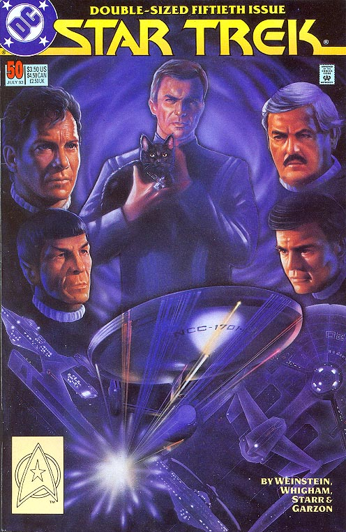 Star Trek (DC) vol 4 - 50 -VF