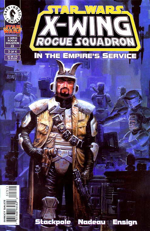 Star Wars X-Wing Rogue Squadron 23