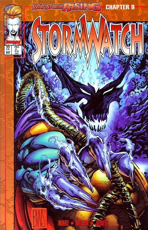 Stormwatch vol 1 - 22