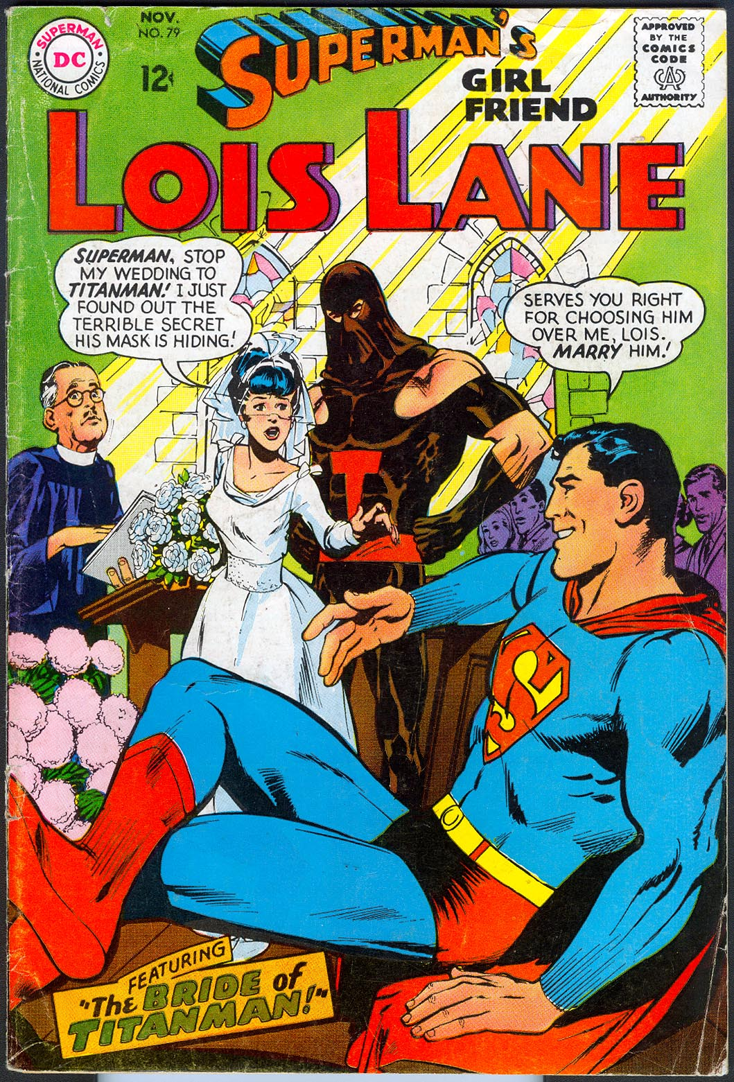 Supermans Girlfriend Lois Lane 79 -F