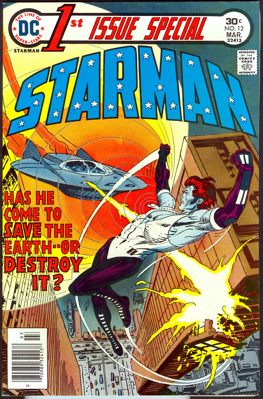 1 st Issue Special 12 (Starman) -VF