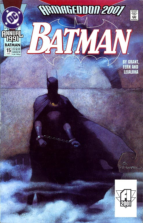 Batman Annual 15 -VF
