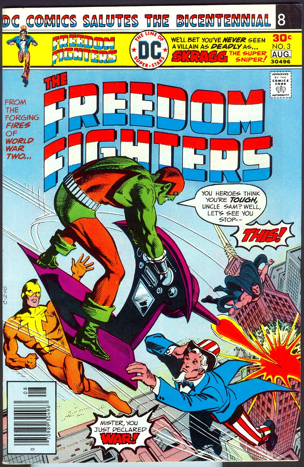 Freedom Fighters 3 -VF