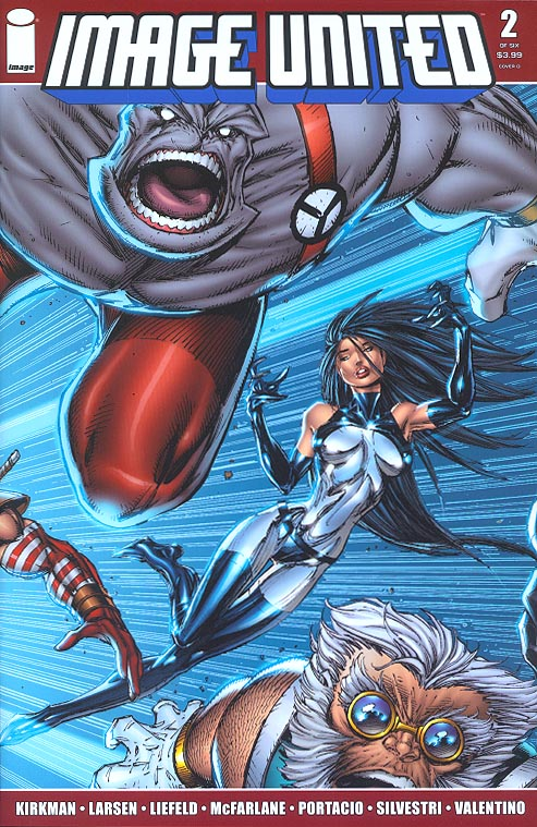 Image United 2 D (of 6 ) Rob Liefeld Cvr