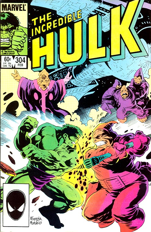 Incredible Hulk 304 -VF