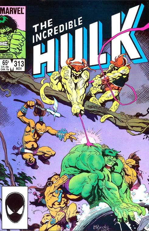 Incredible Hulk 313 -VFNM
