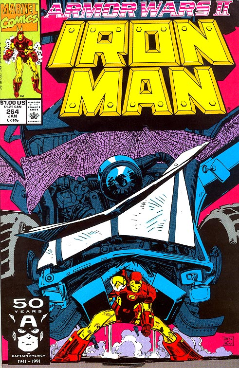 Iron Man 264 -VF