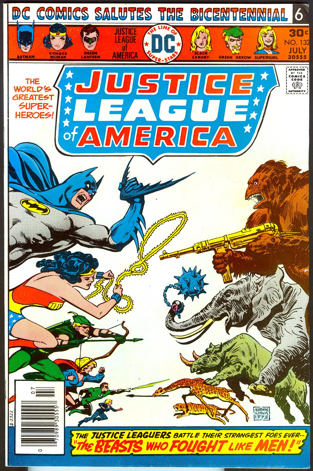 Justice League Of America 132 -VFNM